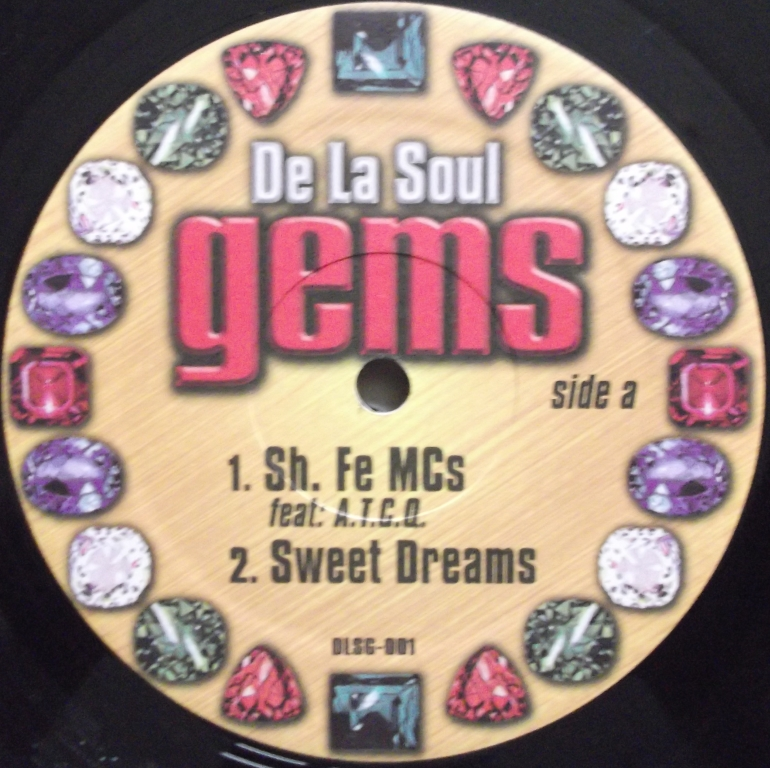 De La Soul / Tribe Called Quest / Biz Markie Gems Ep 12''