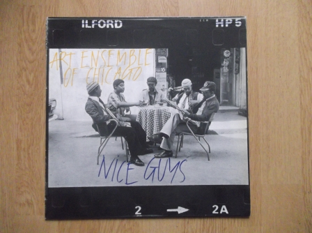 THE ART ENSEMBLE OF CHICAGO - Nice Guys - 33T