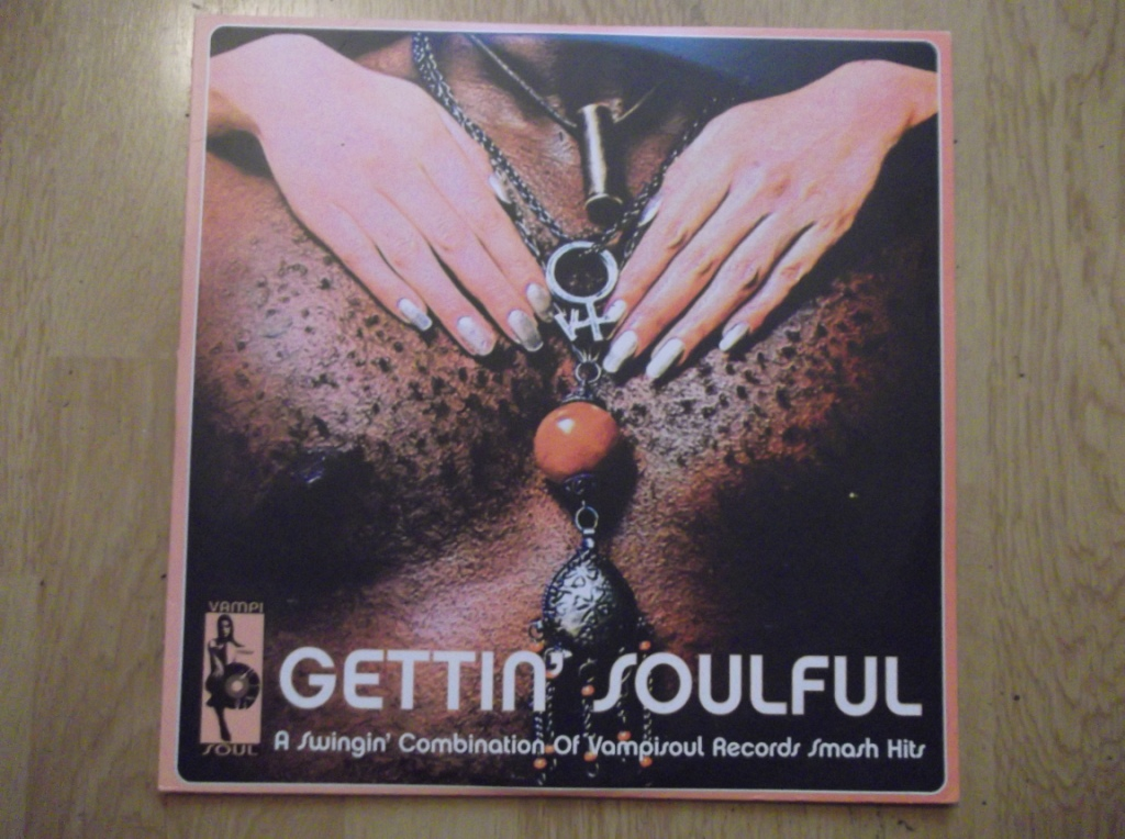VARIOUS - Gettin' Soulful (A Swingin' Combination Of Vampisoul Records Smash Hits) - LP x 2