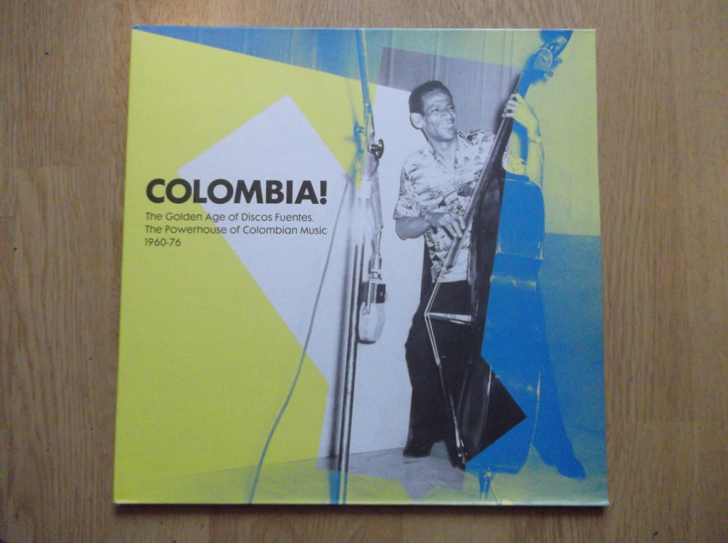 VARIOUS - Colombia! - LP x 2