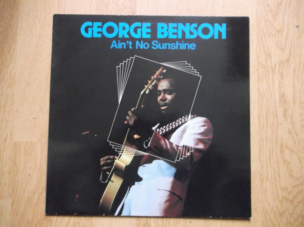 GEORGE BENSON - Ain't No Sunshine - LP