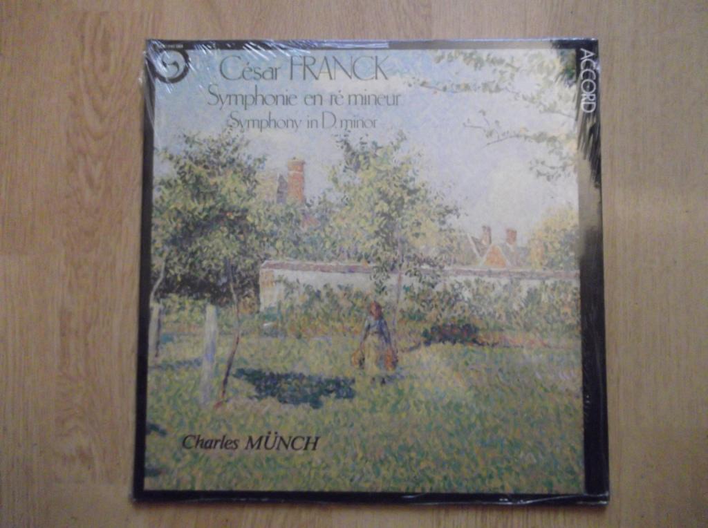 César Franck / Rotterdams Philharmonisch Orkest / - Symphonie En Ré Mineur
