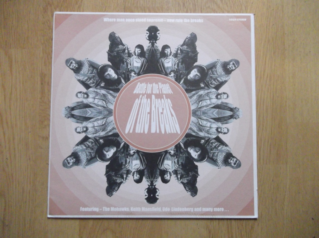 VARIOUS - Battle For The Planet Of The Breaks - LP