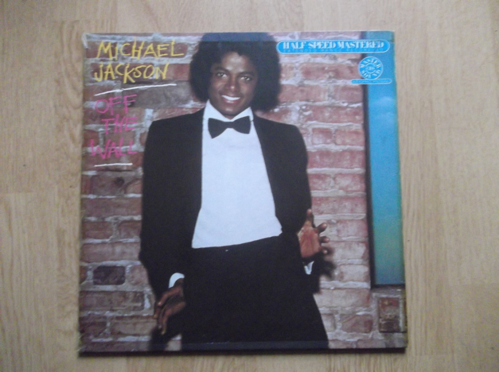 MICHAEL JACKSON - Off The Wall (Half-Speed Mastered) - 33T