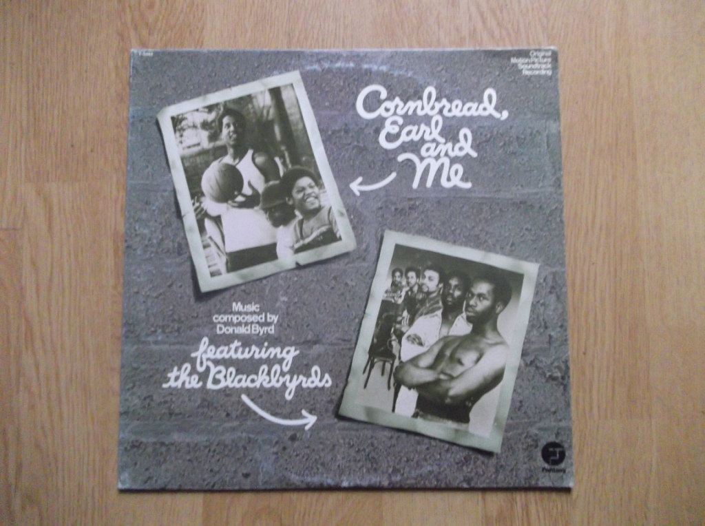 THE BLACKBYRDS - Cornbread, Earl And Me - 33T