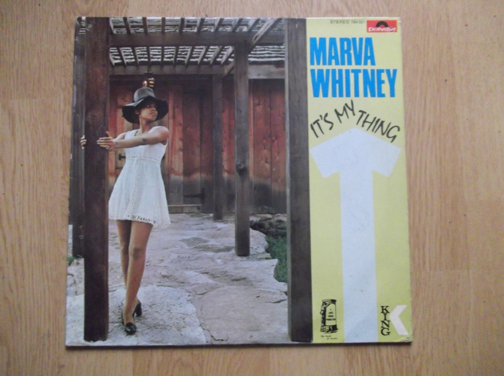 MARVA WHITNEY - It's My Thing - LP