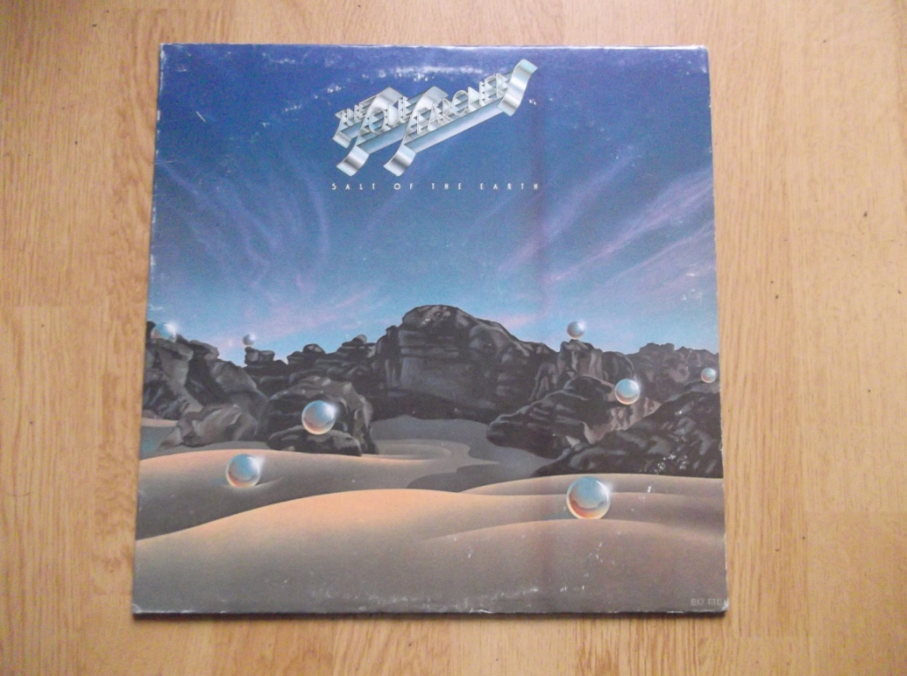 THE SOUL SEARCHERS - Salt Of The Earth - LP