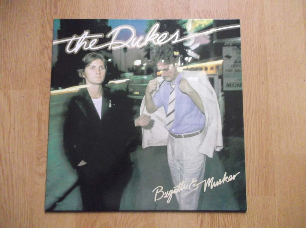 THE DUKES - Bugatti & Musker - LP