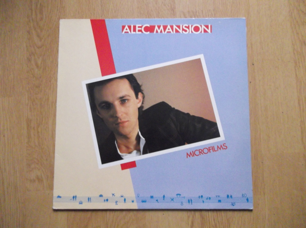 ALEC MANSION - Microfilms - LP