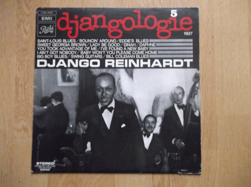 DJANGO REINHARDT - Djangologie 5 (1937) - LP