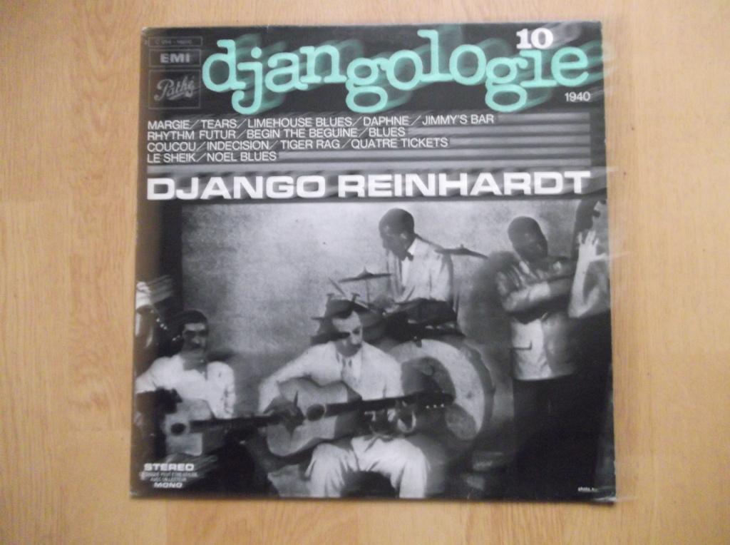 DJANGO REINHARDT - Djangologie 10 (1940) - LP