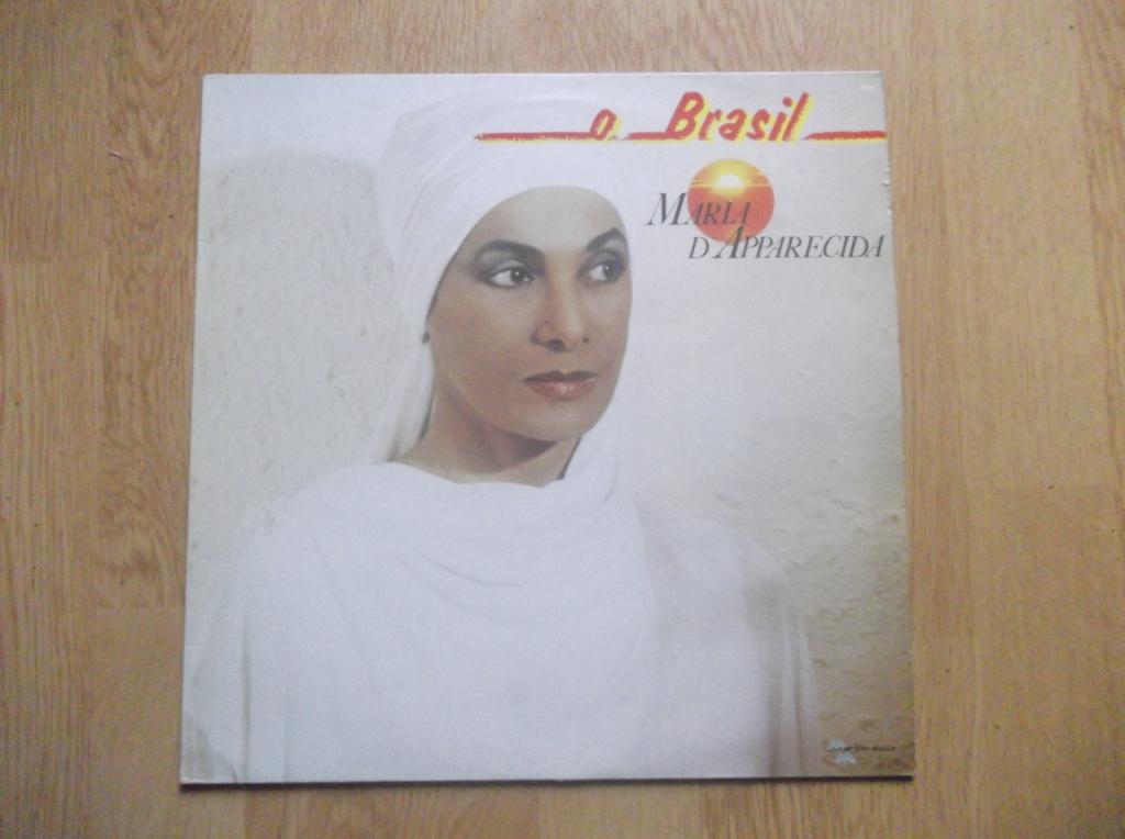 MARIA D'APPARECIDA - O Brasil - LP