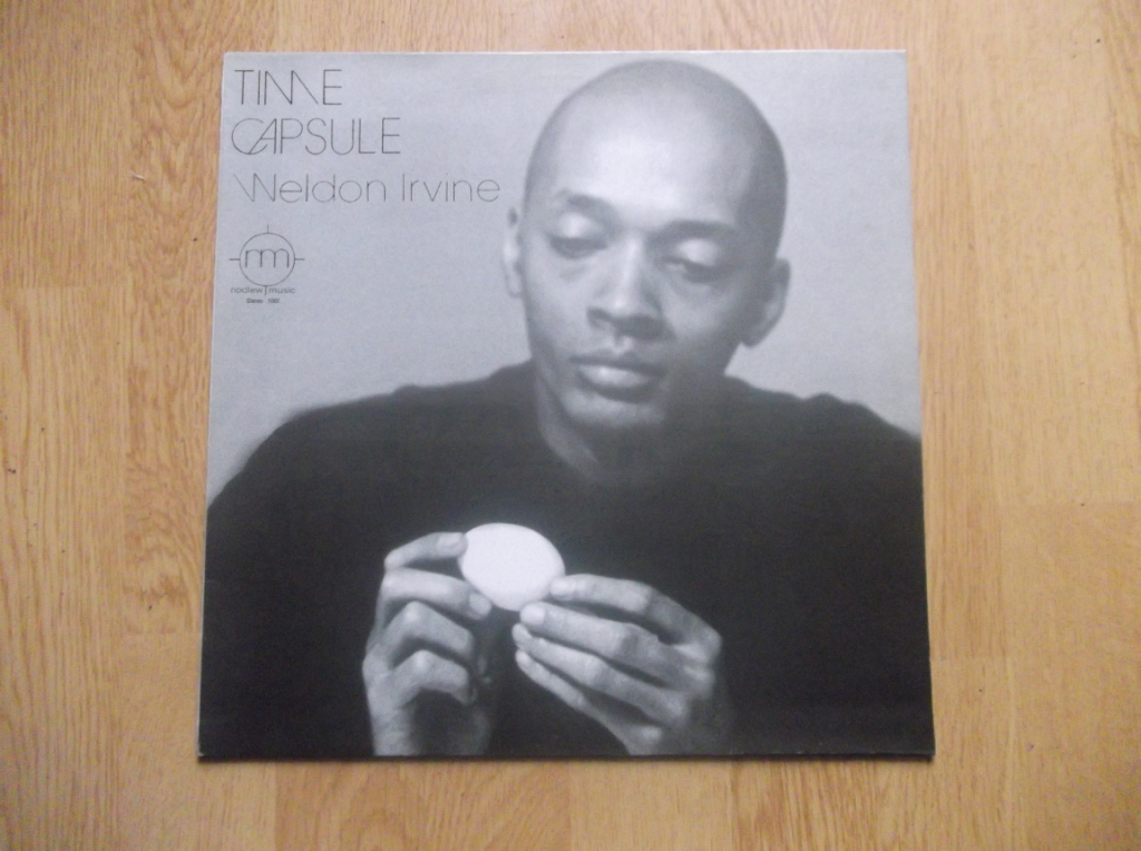 WELDON IRVINE - Time Capsule - LP