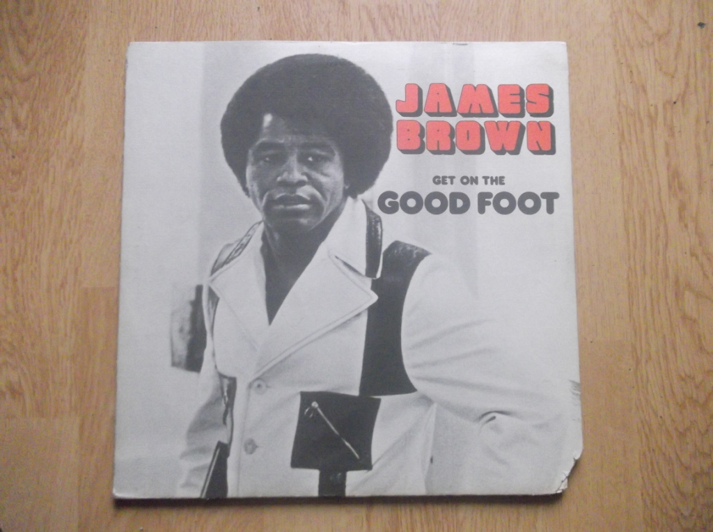 JAMES BROWN - Get On The Good Foot - 33T x 2