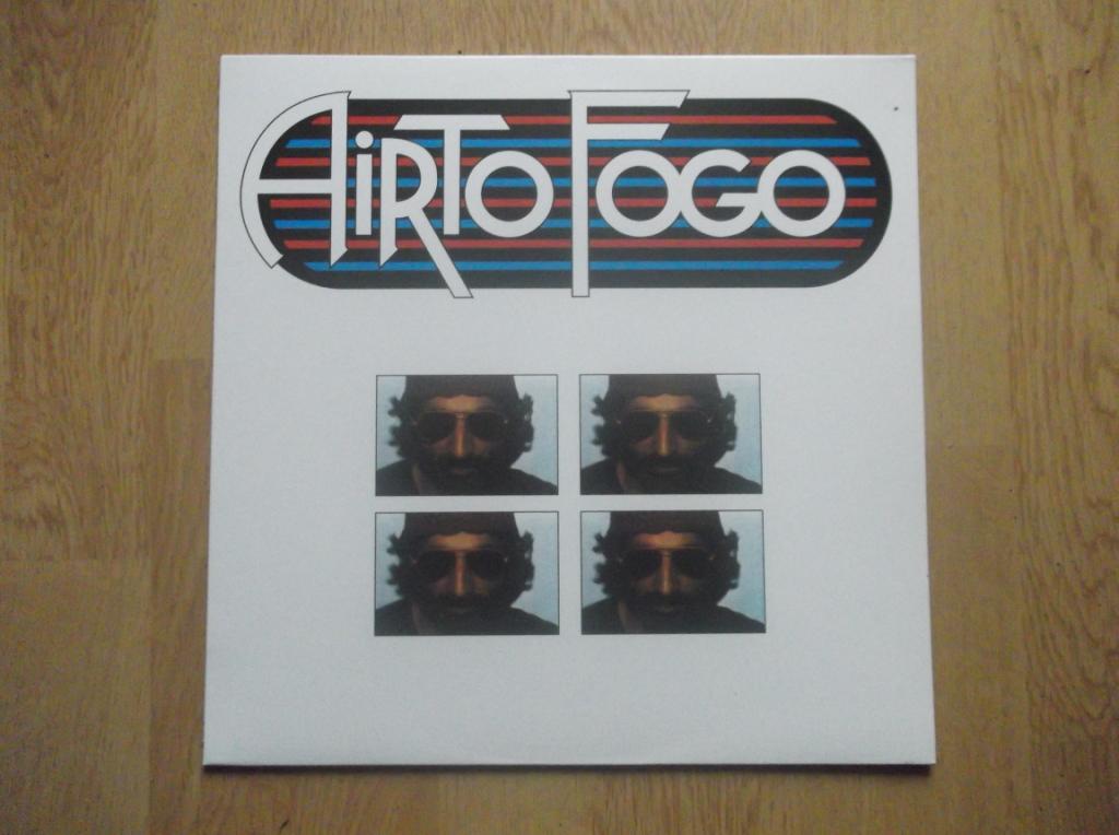 AIRTO FOGO - Airto Fogo - LP
