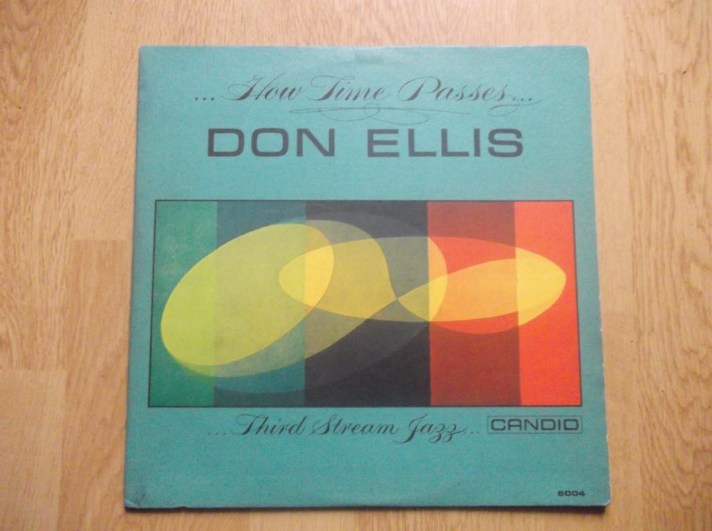 DON ELLIS - ...How Time Passes... - LP