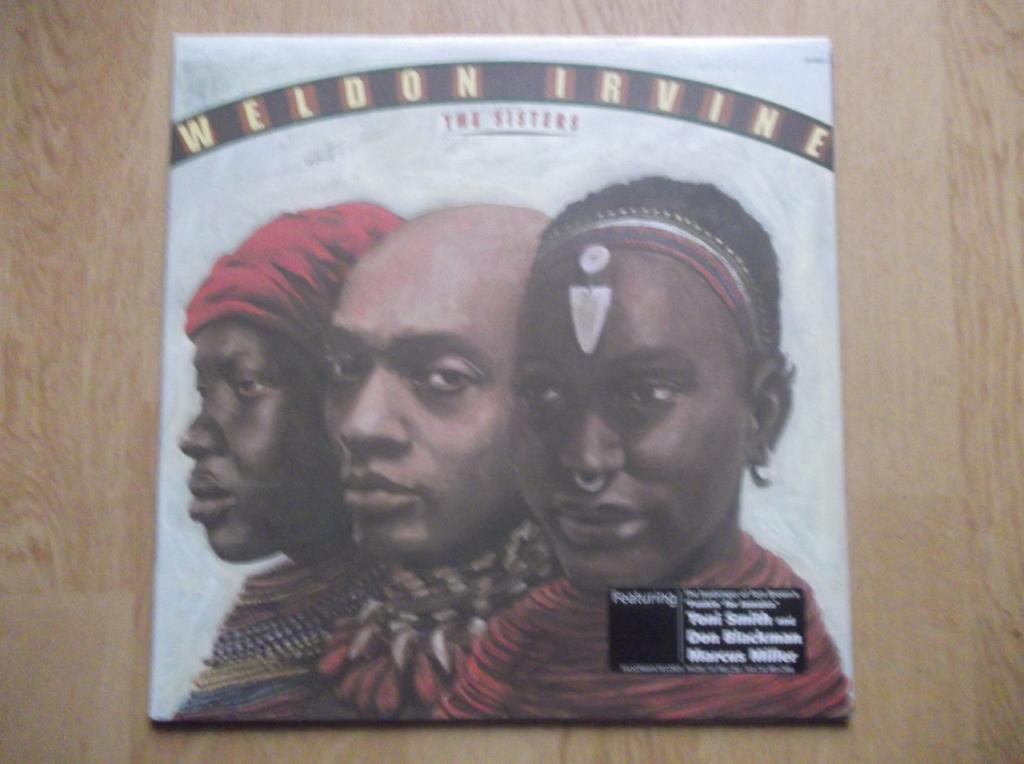 WELDON IRVINE - The Sisters - LP