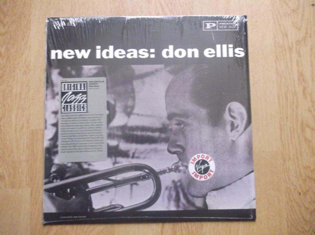 DON ELLIS - New Ideas - LP