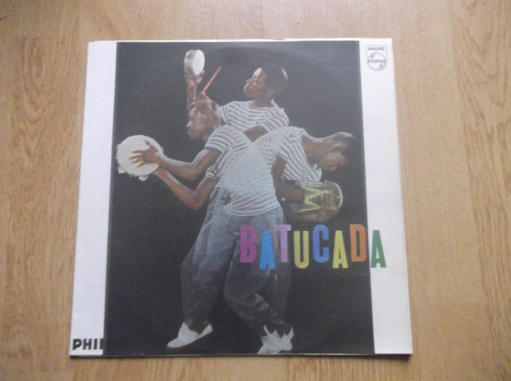 ESCOLA DE SAMBA DA CIDADE / PAULINHO E SUA BATERIA - Batucada - LP