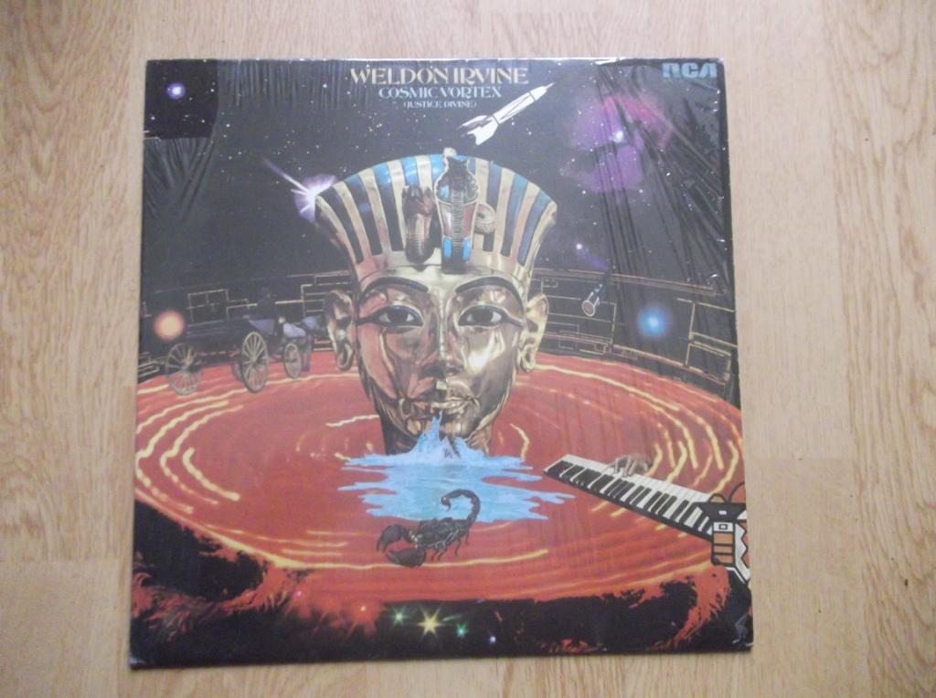 WELDON IRVINE - Cosmic Vortex (Justice Divine) - LP