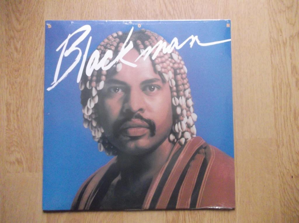 DON BLACKMAN - Don Blackman - LP