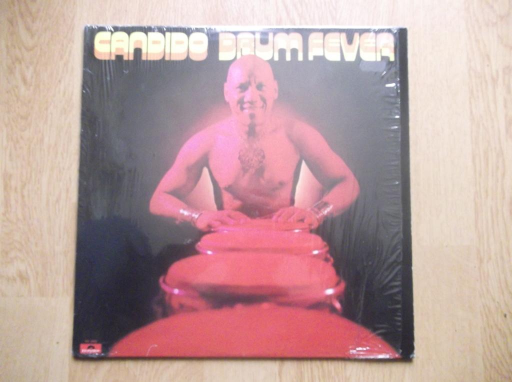 CANDIDO - Drum Fever - LP