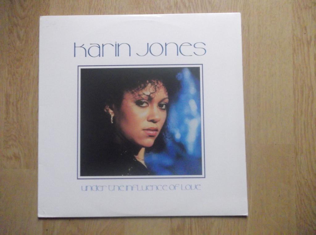 KARIN JONES - Under The Influence Of Love - LP