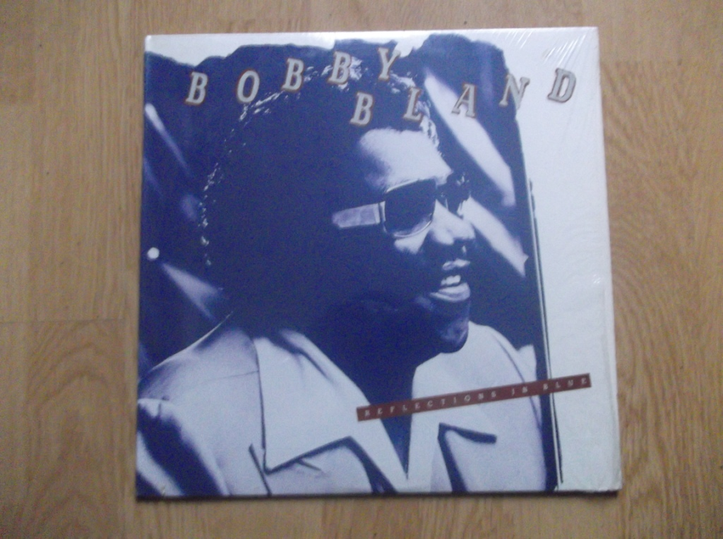 BOBBY BLAND - Reflections In Blue - 33T