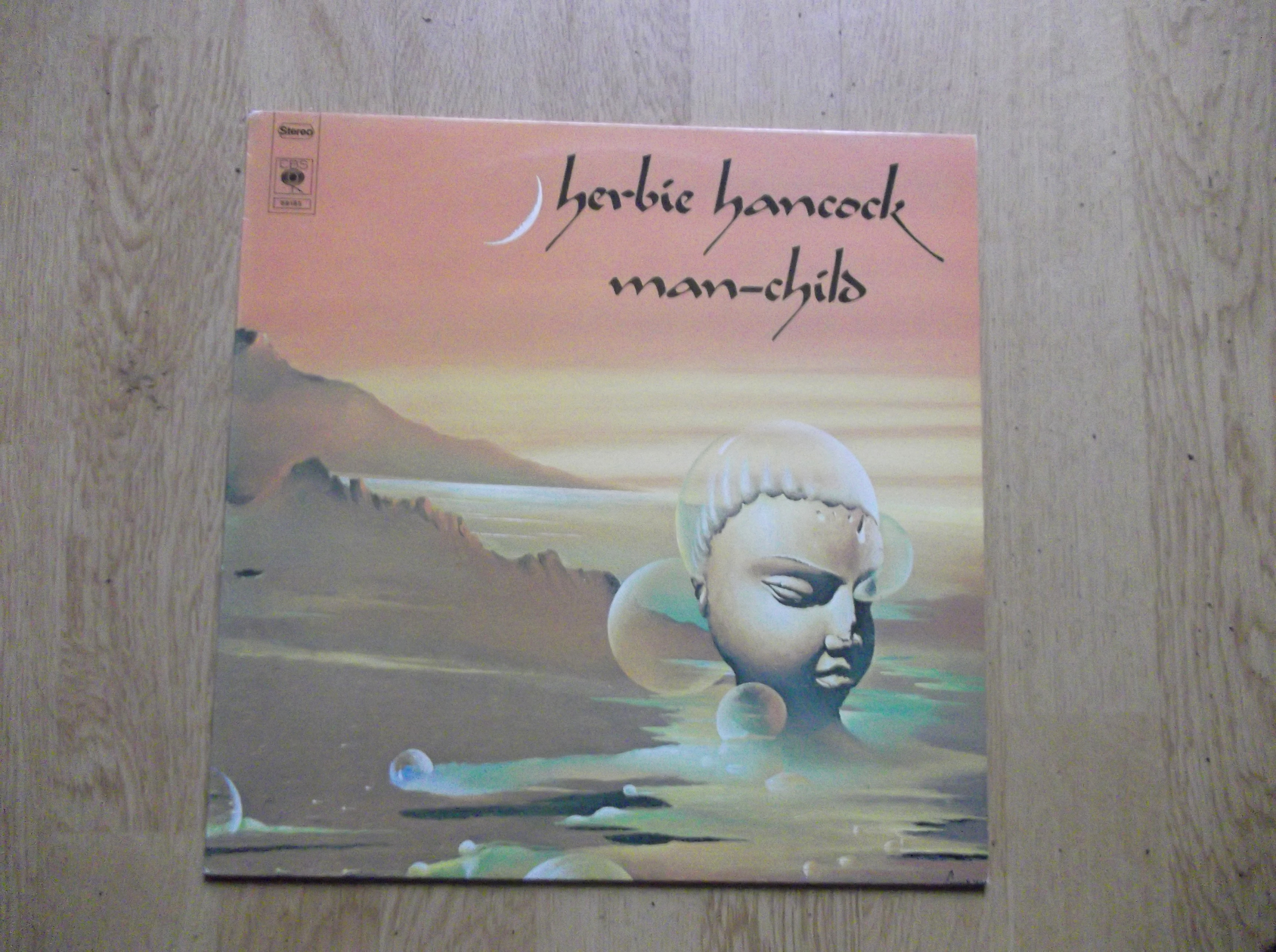 HERBIE HANCOCK - Man-Child - LP