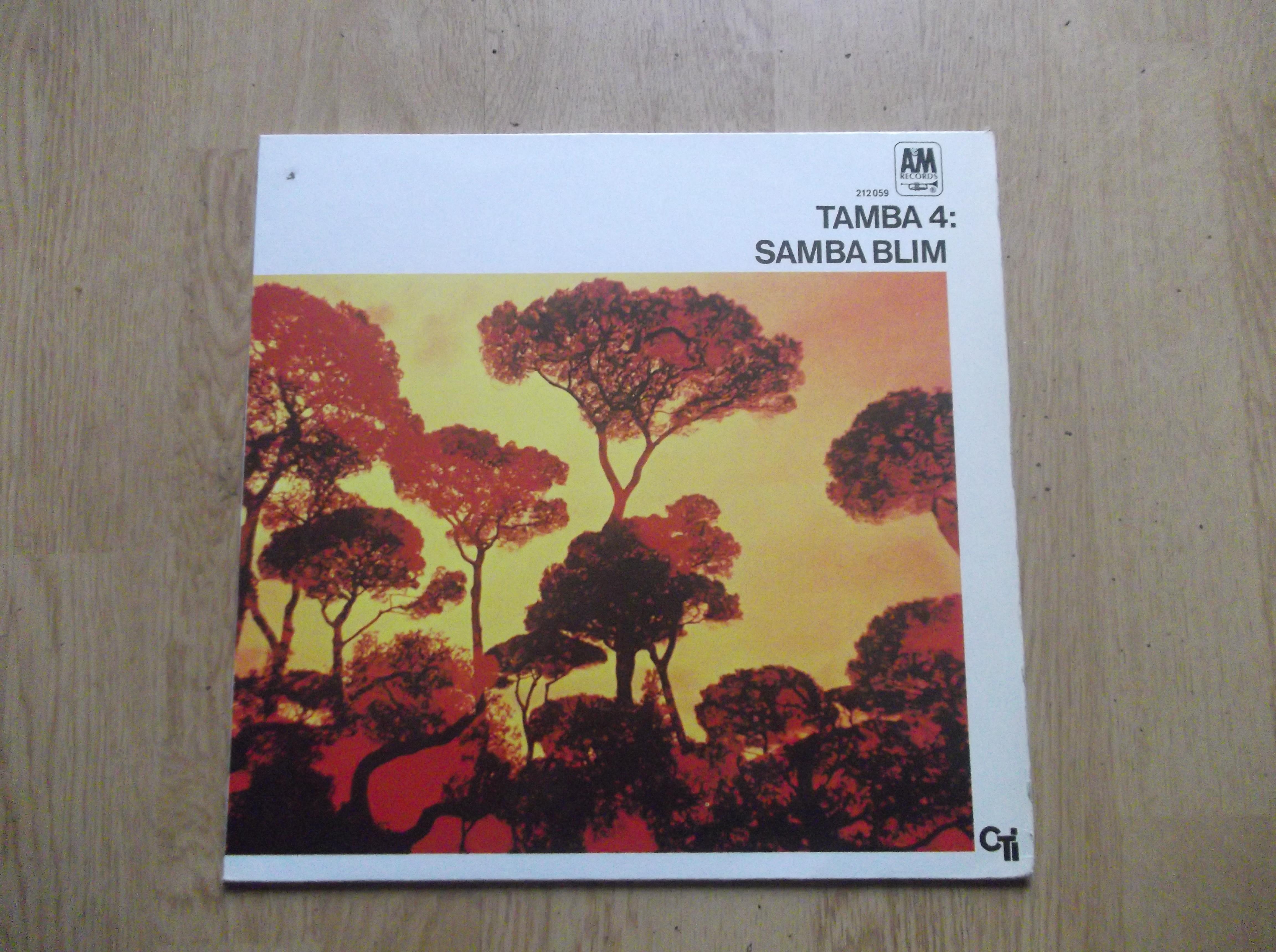 TAMBA 4 - Samba Blim - LP