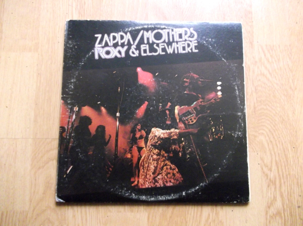FRANK ZAPPA / THE MOTHERS - Roxy & Elsewhere - LP x 2