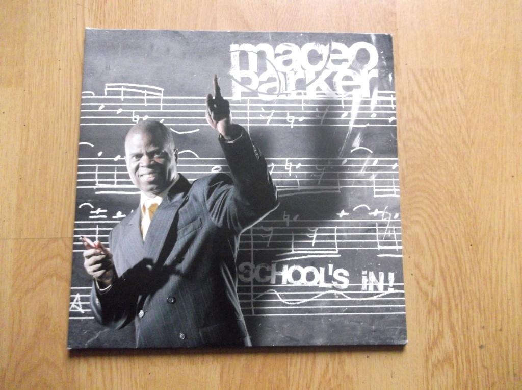MACEO PARKER - School's In! - LP x 2