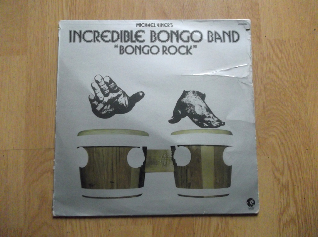 THE INCREDIBLE BONGO BAND - Bongo Rock - 33T