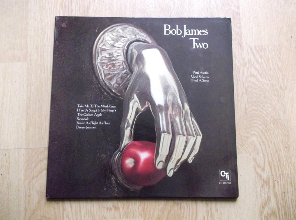 BOB JAMES - Two - LP